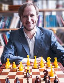 Maevsky Nikolai - chess coach, FIDE master, ELO rating - 2337